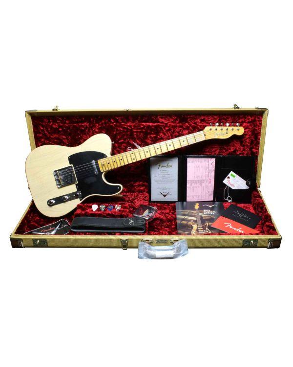 Fender Custom Shop '52 Telecaster Journeyman Relic MN Honey Blonde