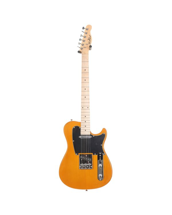 Eastcoast GT100H Deluxe Electric Guitar Butterscotch Blonde