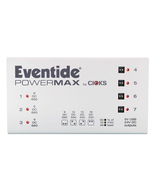 Eventide PowerMax 2 7-Pedal Power Supply