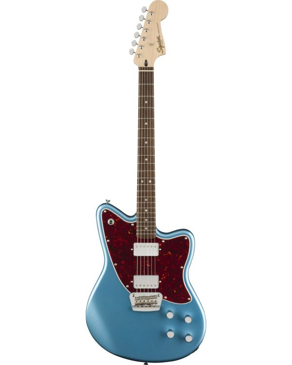 Squier Paranormal Toronado Guitar, Lake Placid Blue