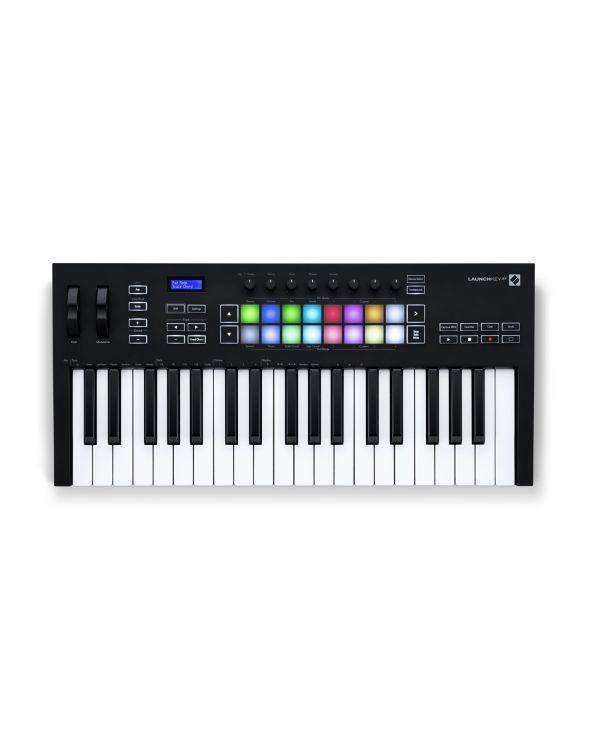 Novation Launchkey 37 Mk3 USB MIDI Keyboard