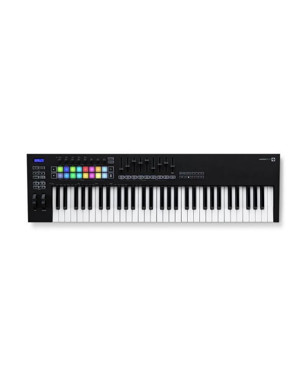 Novation Launchkey 61 Mk3 USB MIDI Keyboard