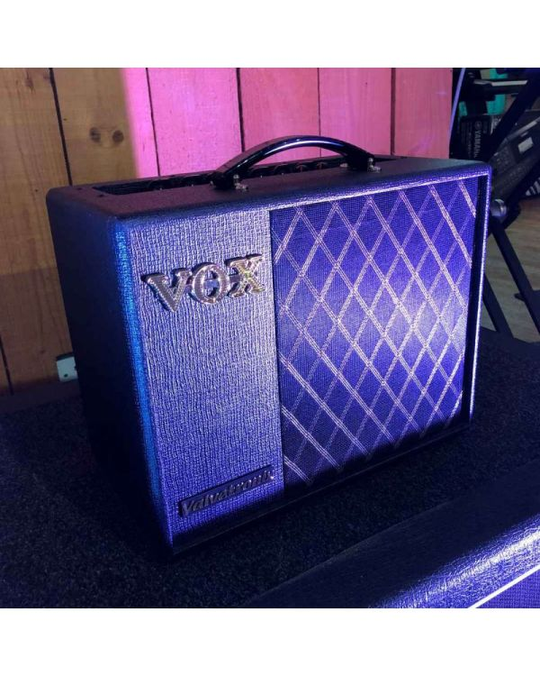 B-Stock VOX VT20X Modelling Amplifier and VFS5 Footswitch