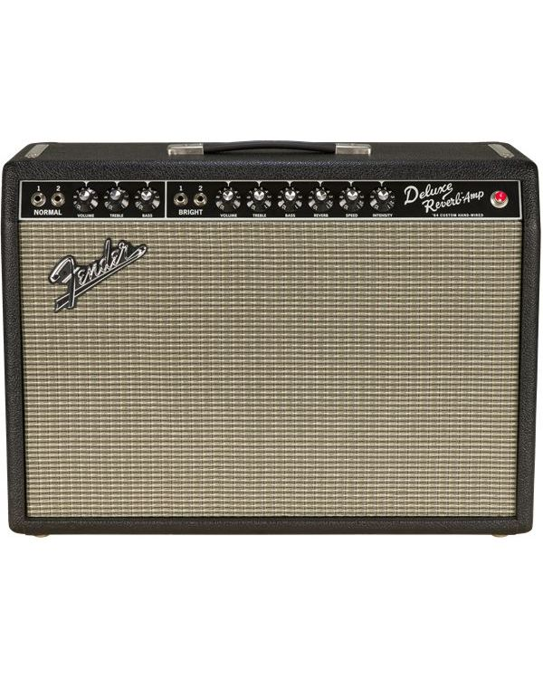 Fender 64 Custom Deluxe Reverb Valve Amplifier