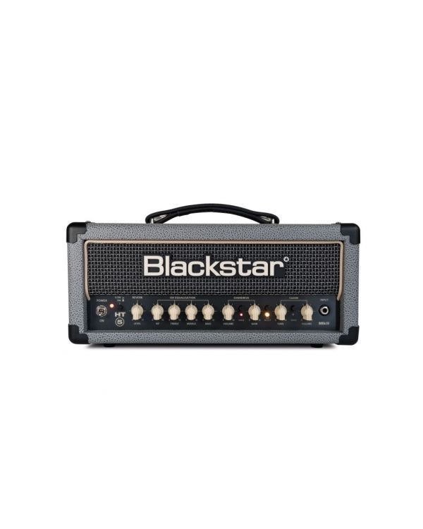 Blackstar Limited Edition HT-5RH MKII Guitar Head, Bronco Grey