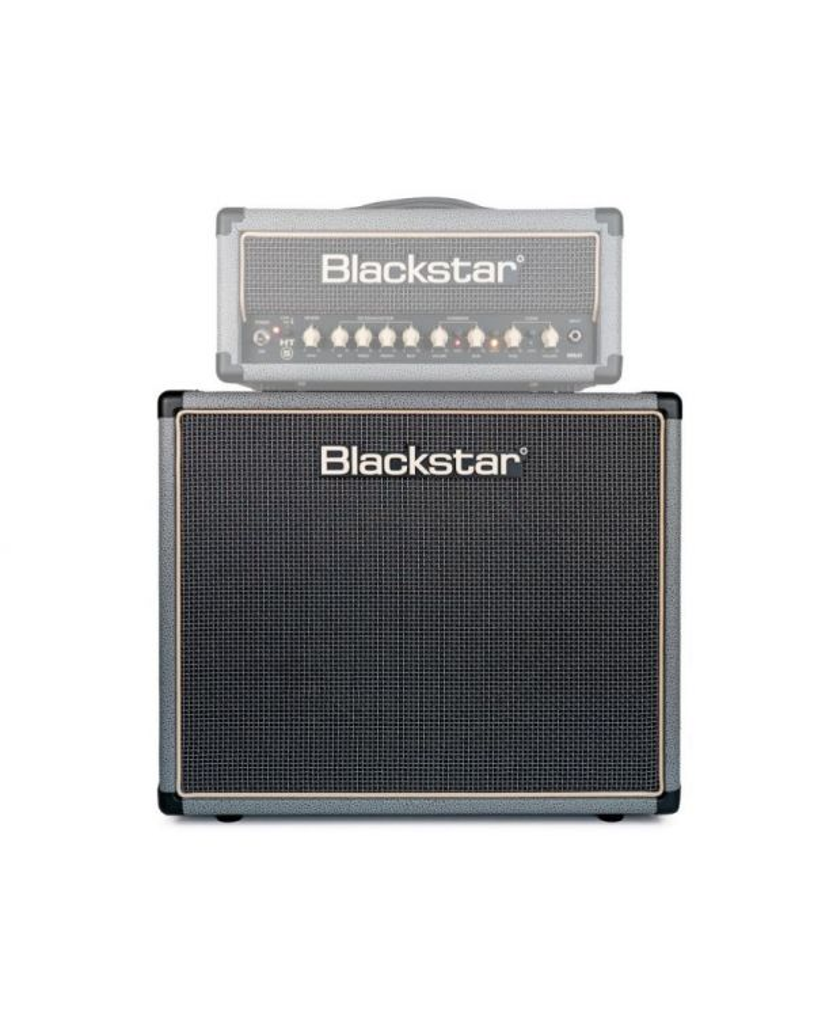 Blackstar Limited Edition HT-112 MKII Speaker Cabinet, Bronco Grey