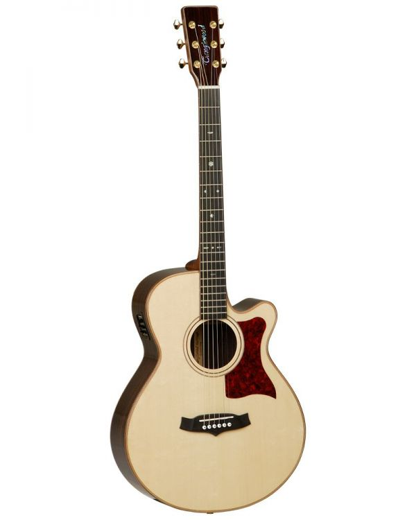 Tanglewood TW45 H SR E Super Folk Electro-Acoustic Guitar