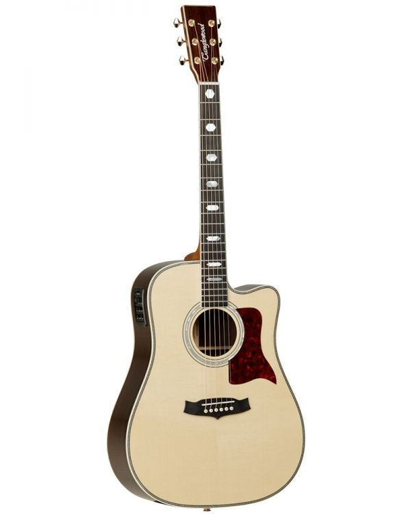 Tanglewood TW1000 H SR CE Dreadnought Electro-Acoustic Guitar