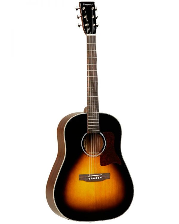 Tanglewood TW40 SD VSE Dreadnought Electro-Acoustic Guitar Sunburst