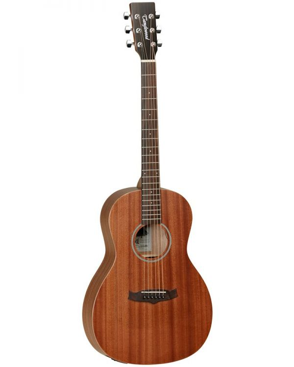 Tanglewood TW3 E LH Left Handed Parlour Electro-Acoustic Guitar