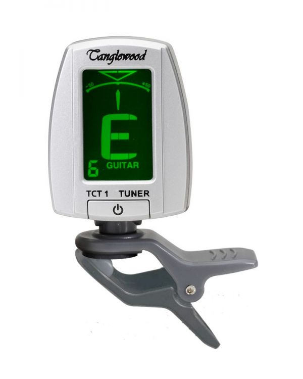 Tanglewood TCT 1 Traffic Light Clip-On Tuner