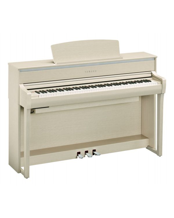Yamaha CLP-775 Digital Piano White Ash