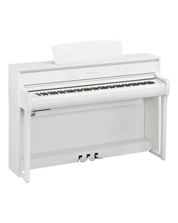 Yamaha CLP-775 Digital Piano White