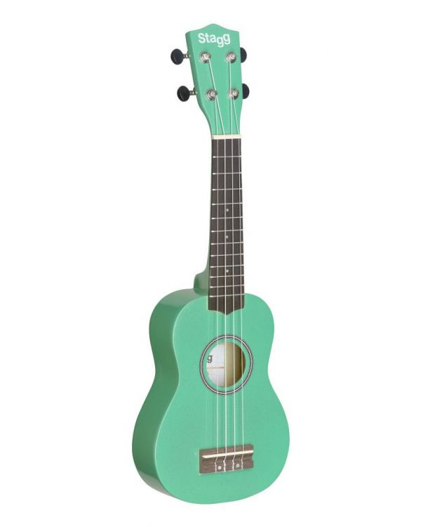 Stagg US-GRASS Soprano Ukulele with Gig Bag