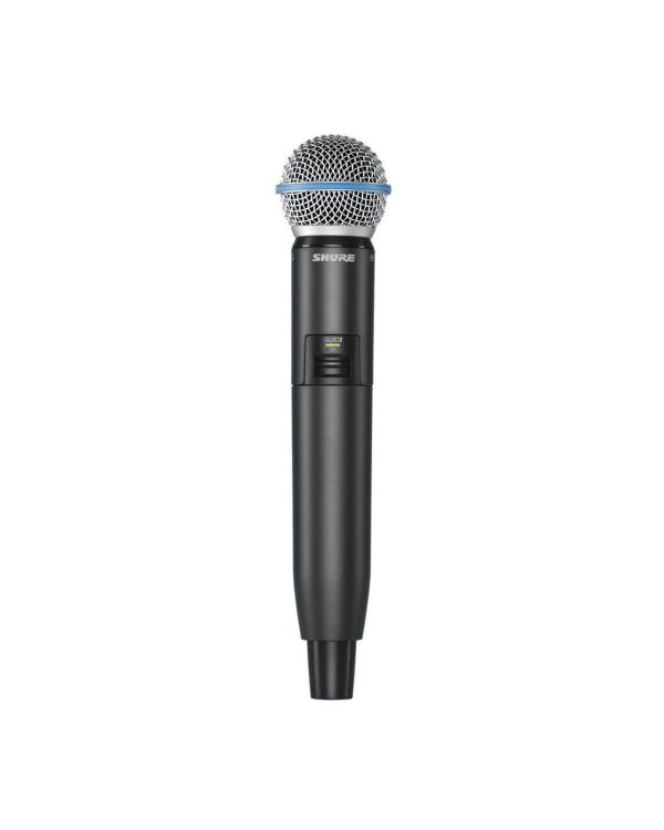 Shure GLXD2-B58 Digital Wireless Handheld Transmitter