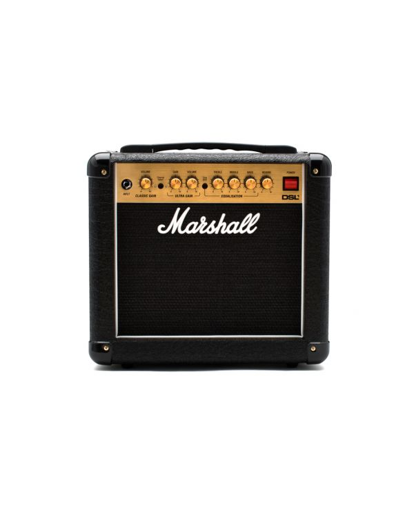 Marshall DSL1CR 1W 1x8 Valve Combo with Reverb