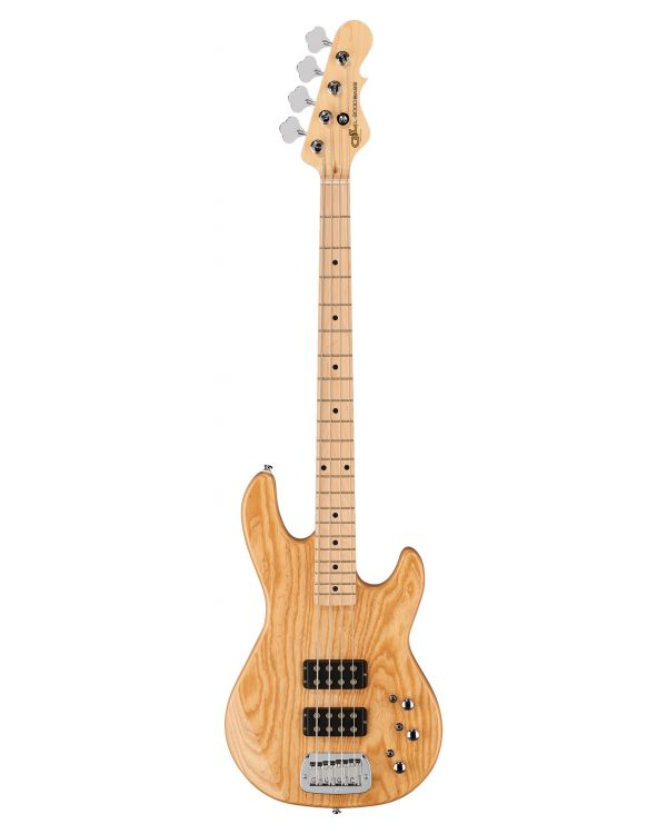 G&L Tribute Series L-2000 Bass Natural Gloss Maple Neck