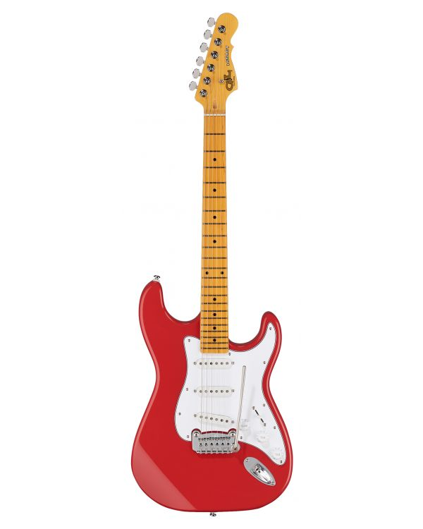 G&L Tribute Legacy Fullerton Red Maple Fingerboard
