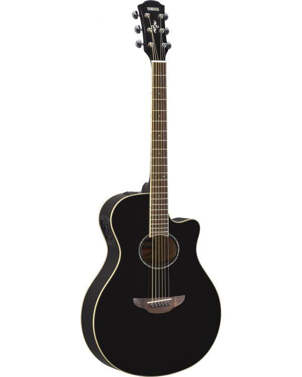 Yamaha APX 600 Electro-Acoustic Guitar Black