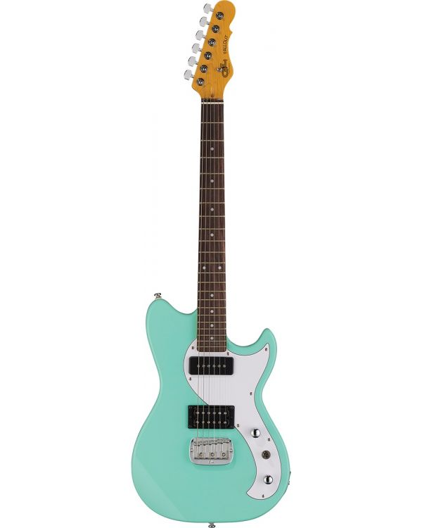 G&L Tribute Fallout Mint Green