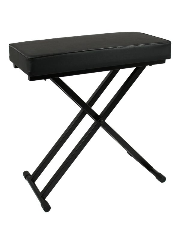 TOURTECH Double-Braced Piano Stool