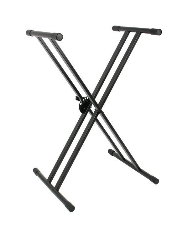 TOURTECH Double-X Keyboard Stand