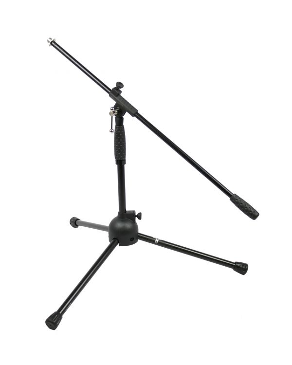 TOURTECH Low Telescopic Microphone Boom Stand