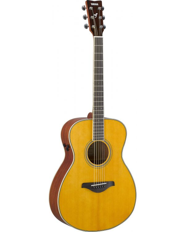 Yamaha FS-TA TransAcoustic Guitar Vintage Tint