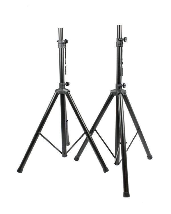 TOURTECH PA Speaker Stands with Carry Bag