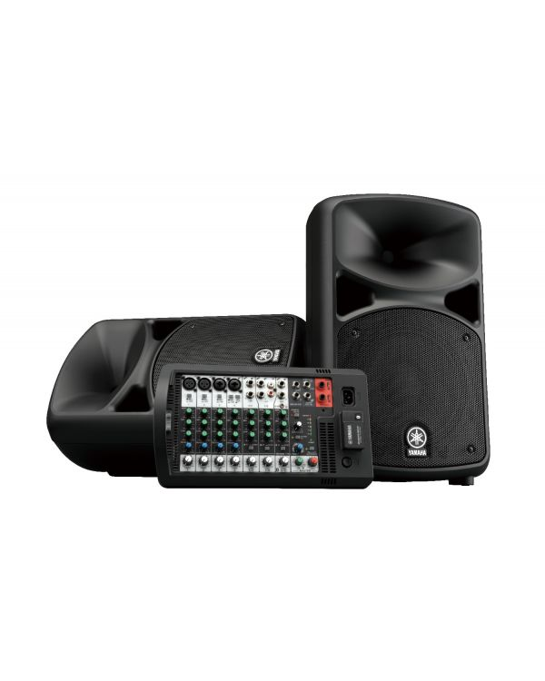 Yamaha Stagepas 600BT Bluetooth Portable PA System