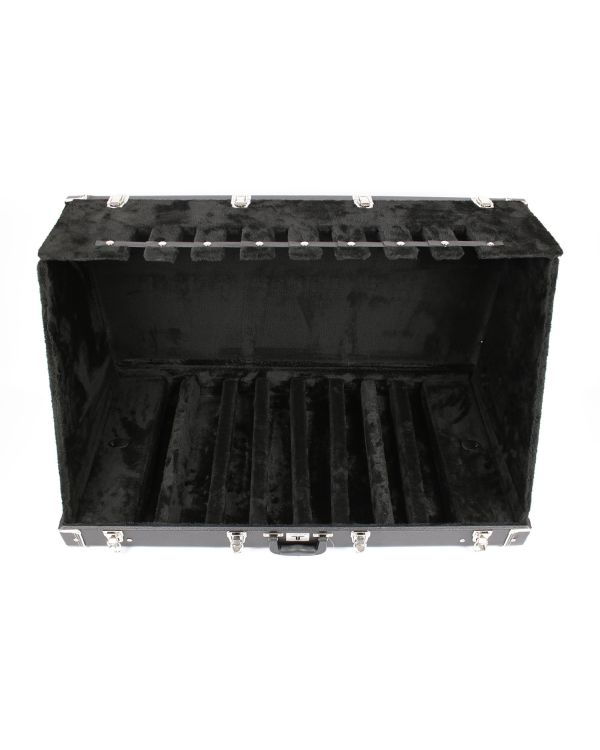 TOURTECH 8 Electric or 6 Acoustic Guitar Case