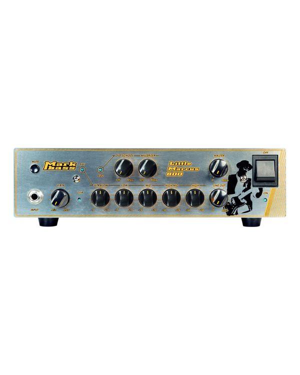 Markbass Little Marcus 800 Bass Head