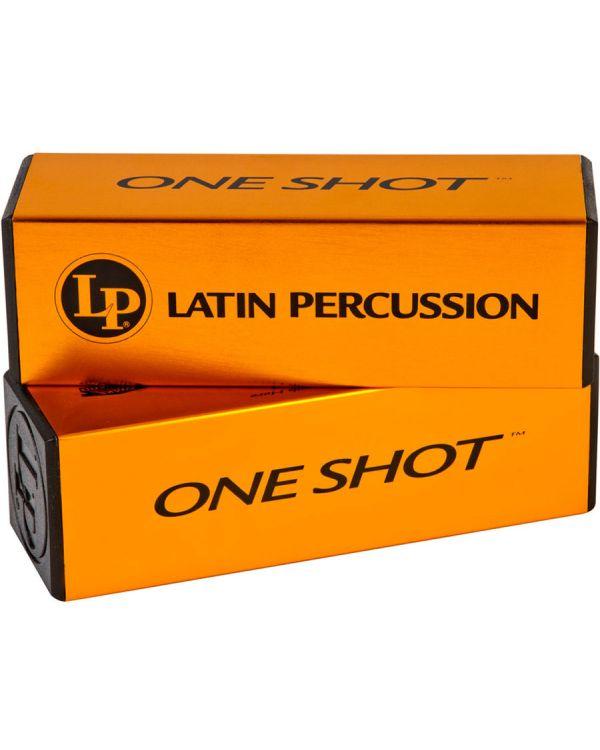 Latin Percussion LP442B One Shot Shaker Large Pair