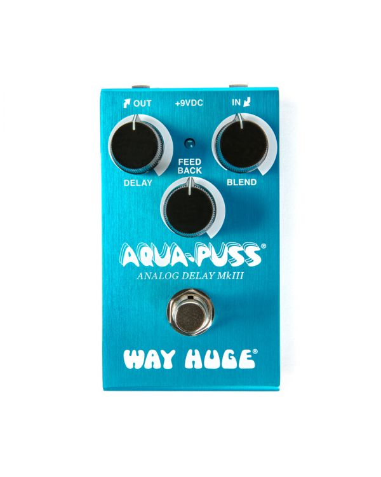 Way Huge Smalls Aqua-Puss Analog Delay Pedal