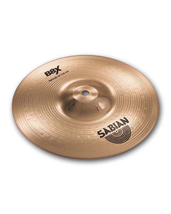 "Sabian B8X Splash 10"" Splash Cymbal"