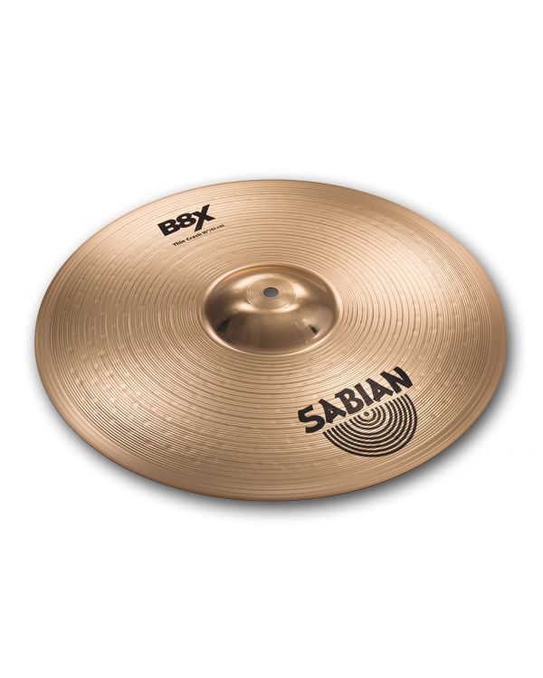 Sabian B8X 16 Thin Crash