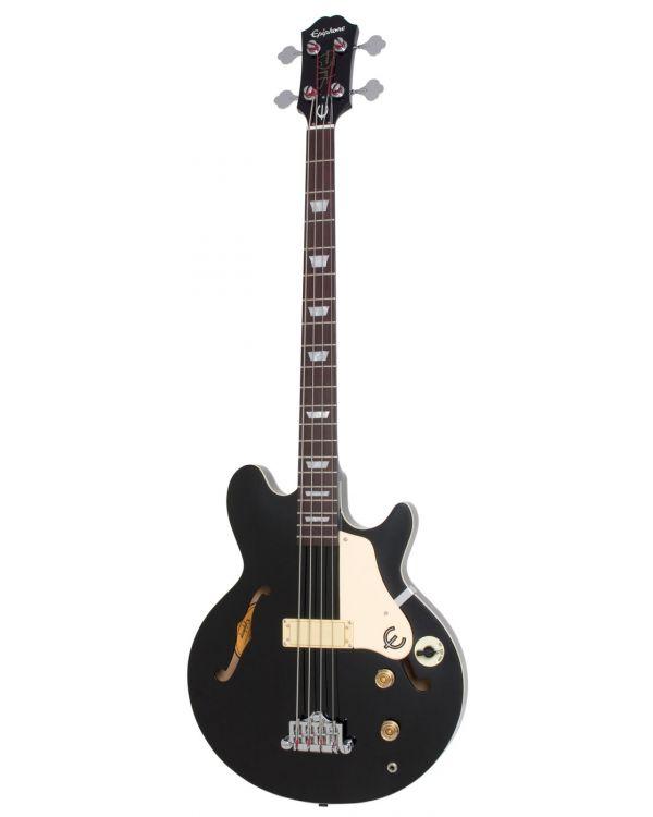 Epiphone Jack Casady Signature Bass, Ebony