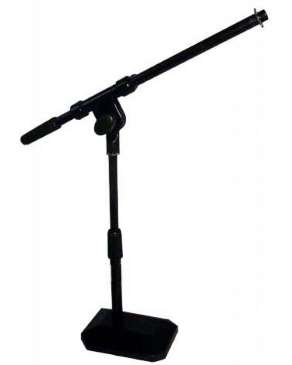 Stagg MIS-1112 BK Microphone Boom Stand Short