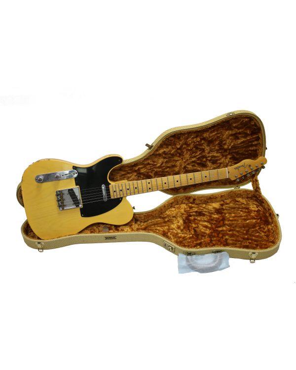 Fender Custom Shop 51 Nocaster Relic Left Handed Blonde