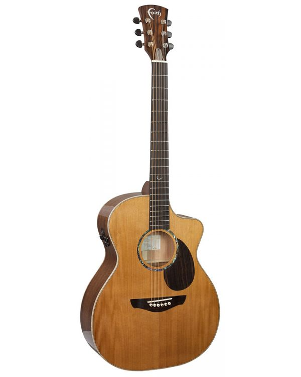 Faith FG1HCE PJE Legacy Earth Cutaway Electro Acoustic