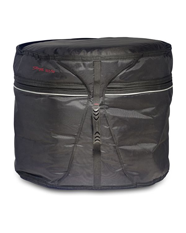 "Stagg SBDB-22x16"" Professional Bass Drum Bag"