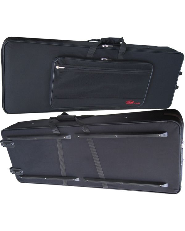 Stagg KTC-128 Keyboard Soft Case Bag with Wheels