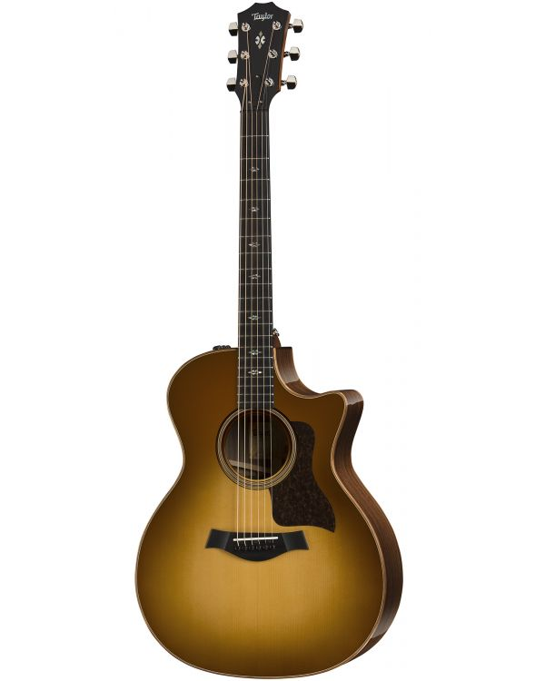 Taylor 714ce V-Class Electro-Acoustic Guitar Western Sunburst