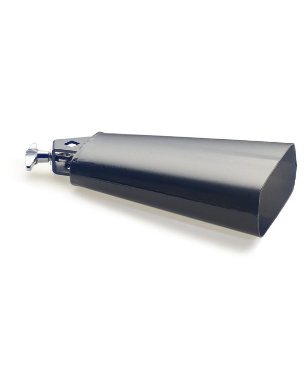 Stagg CB307BK 7-1/2 Rock cowbell for drumset w/ screw