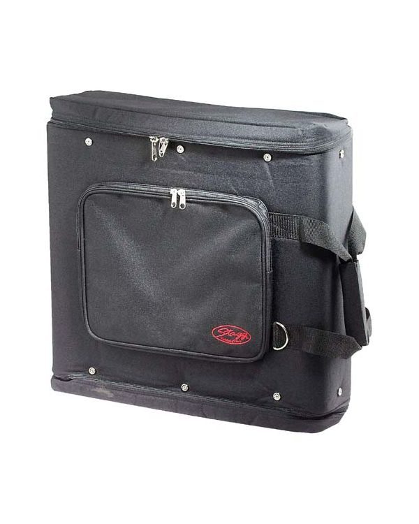 Stagg RB-2U Carrying bag for 2-unit rack