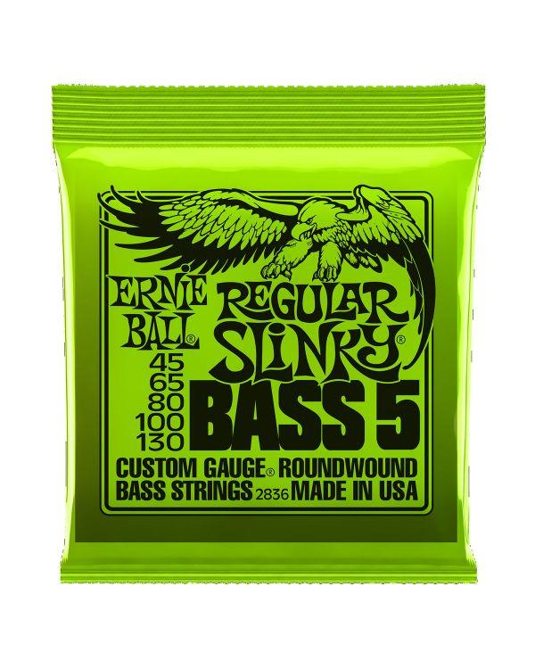 Ernie Ball 2836 5-String Slinky Bass Strings