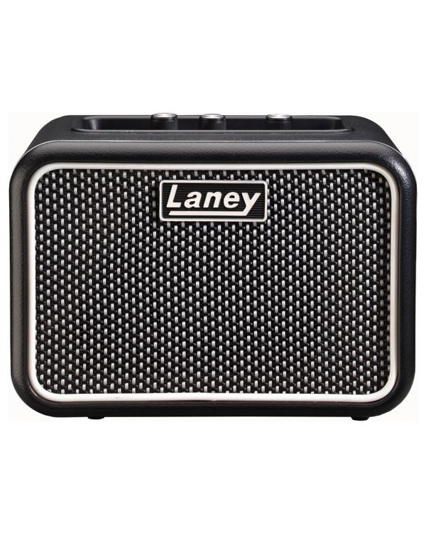 Laney Mini-SuperG 3w Battery Powered Guitar Amplifier