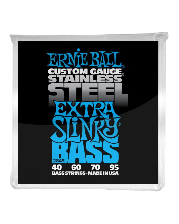 Ernie Ball 2845 S-steel R-wound Extra 40 - 95