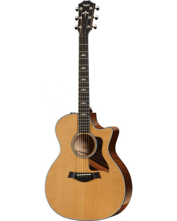 Taylor 614ce V-Class Electro-Acoustic Guitar Natural