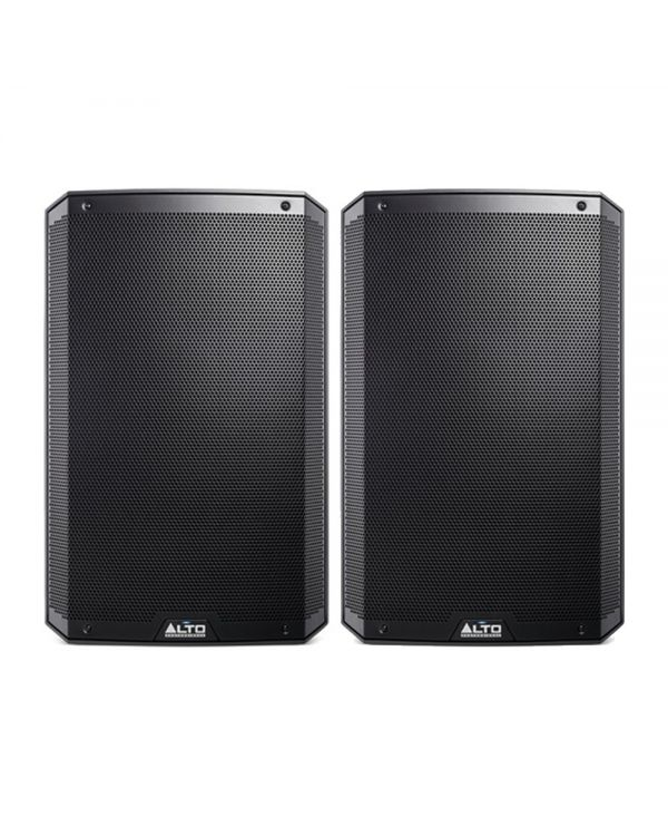 Alto Truesonic TS315 Active PA Speakers, Pair